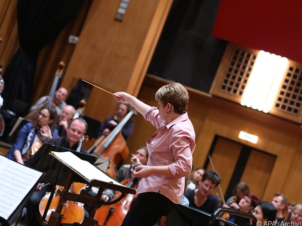 Marin Alsop übernimmt ab September die Leitung des RSO