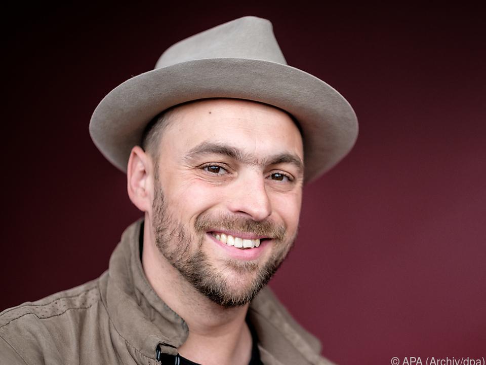 Max Mutzke trotz Workshop ein Social-Media-Muffel geblieben