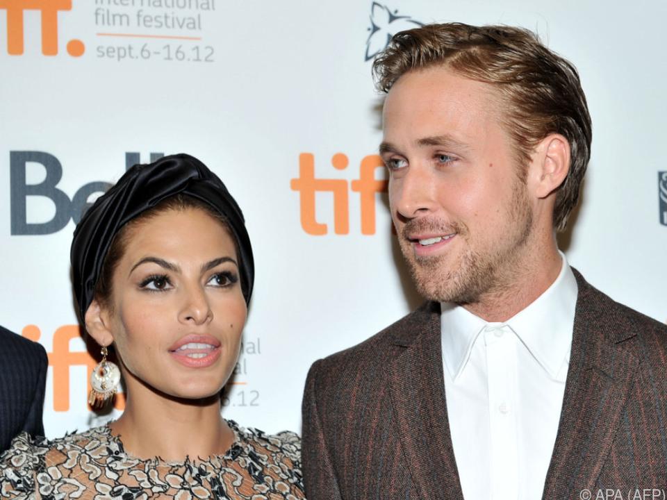 Mendes und Gosling sind seit 2011 liiert