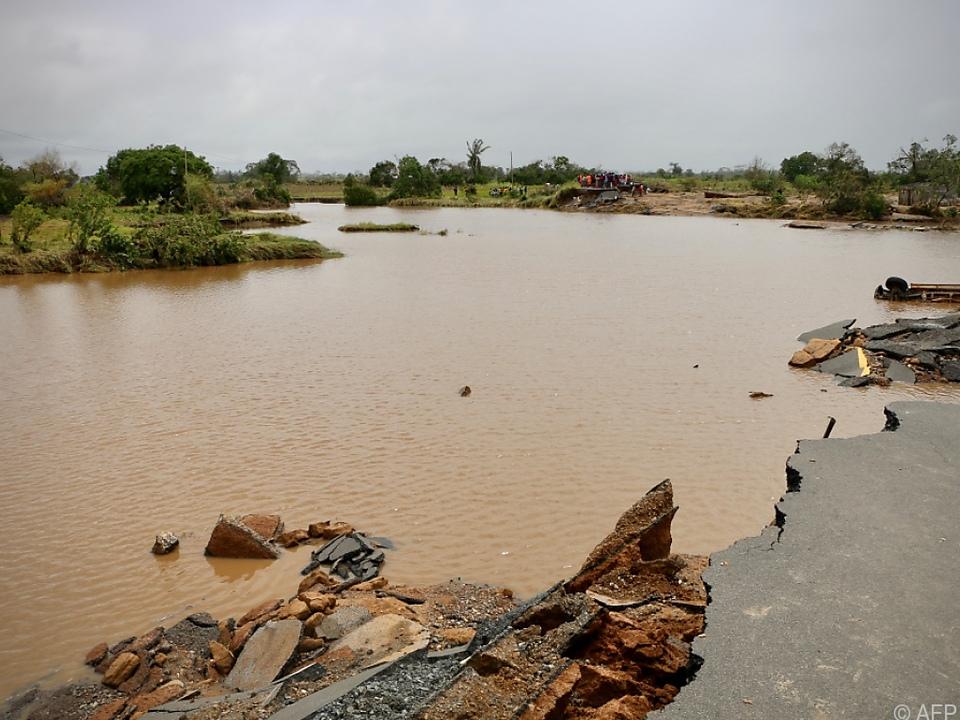 Menschen im Mosambik brauchen Hilfe