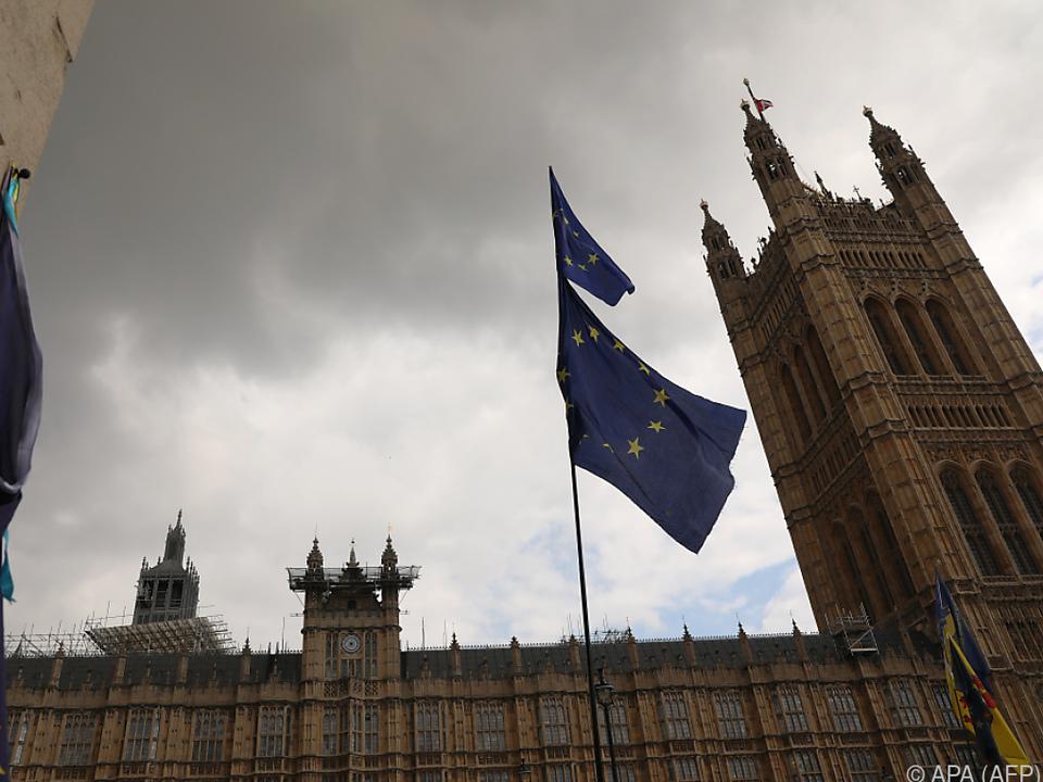 Noch sieht es nicht nach einer Lösung im Brexit-Streit aus