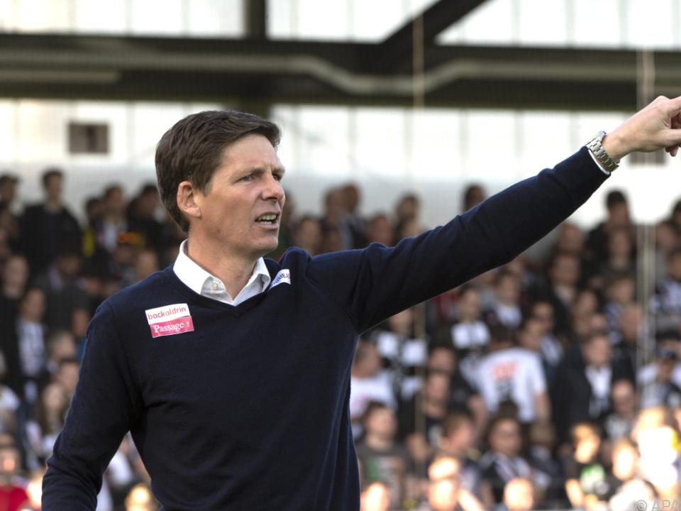 Oliver Glasner soll Bruno Labbadia beim VfL Wolfsburg nachfolgen