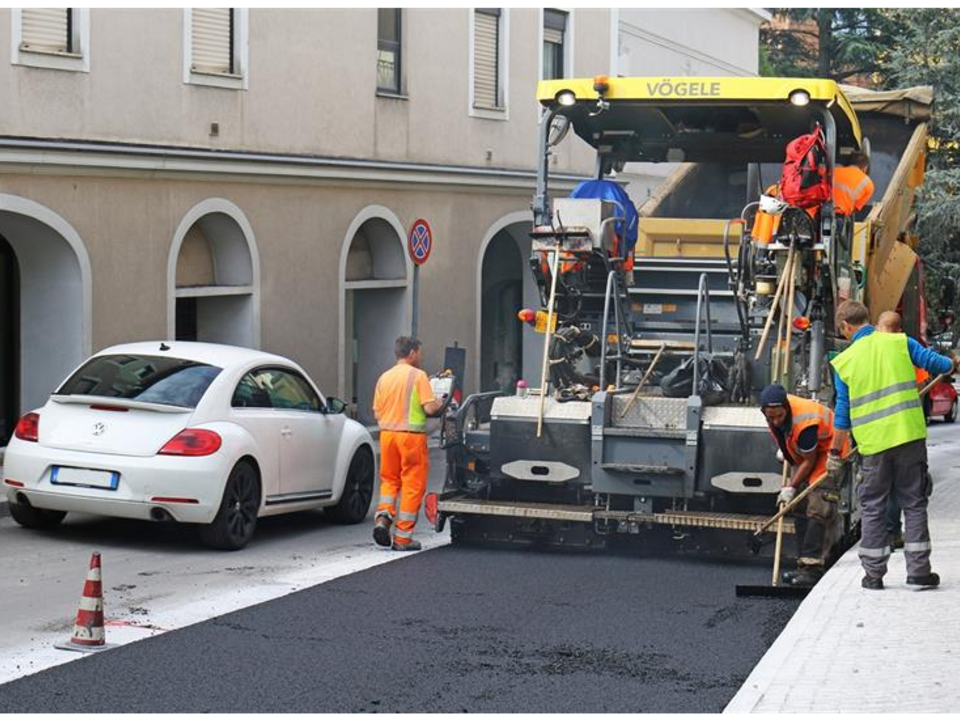 meran bauarbeiten cavourstraße