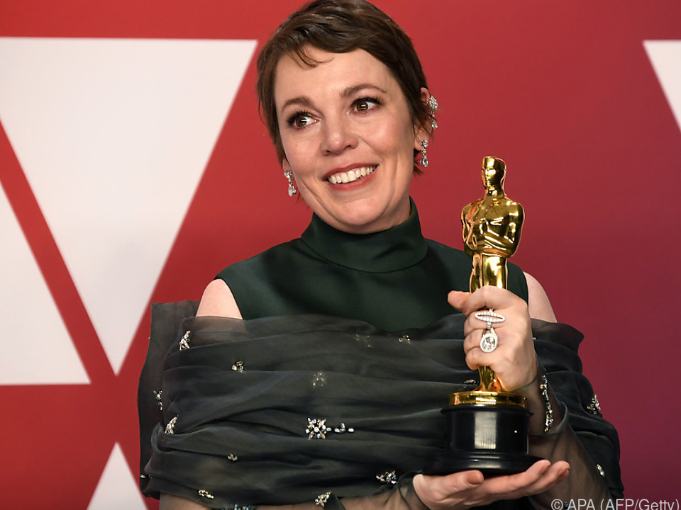 Oscar-Preisträgerin Colman spielt in 3. Staffel die Queen