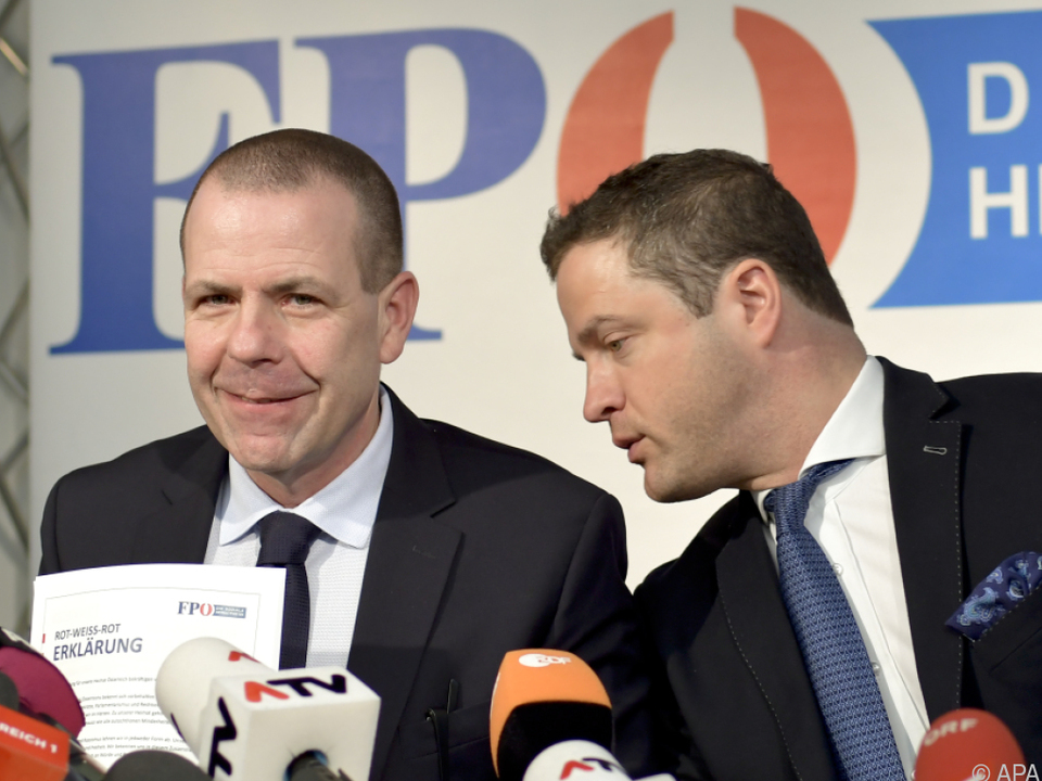 Peter Pilz: Harald Vilimsky und Johann Gudenus russische Agenten?