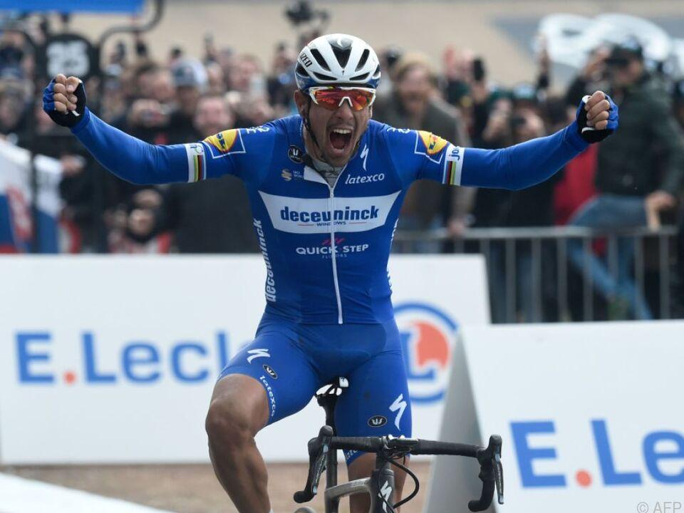 Philippe Gilbert (36) triumphiert beim Rad-Klassiker