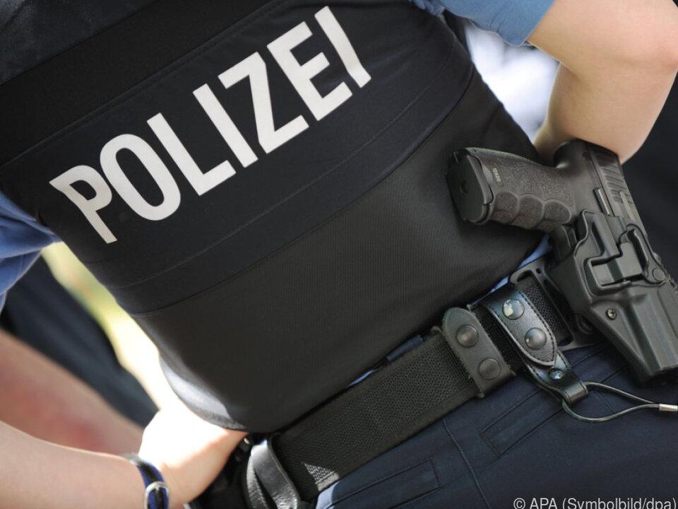 Polizei nahm Verdächtigen kurz nach der Tat fest