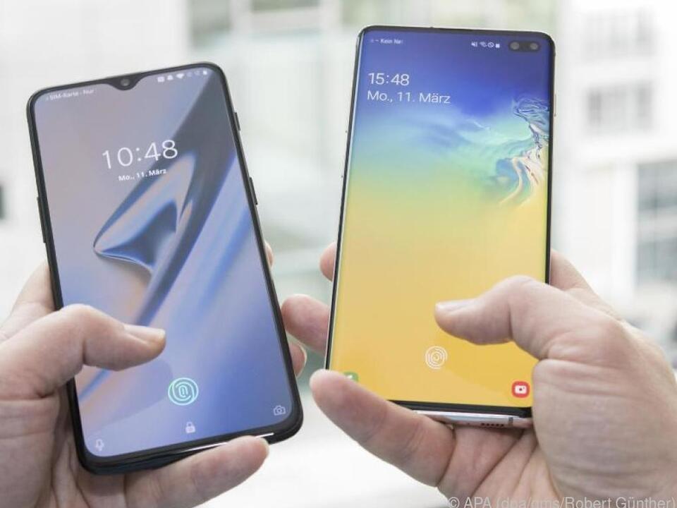 Samsung führt für seine Galaxy S10-Reihe eine 5G-taugliche Variante ein