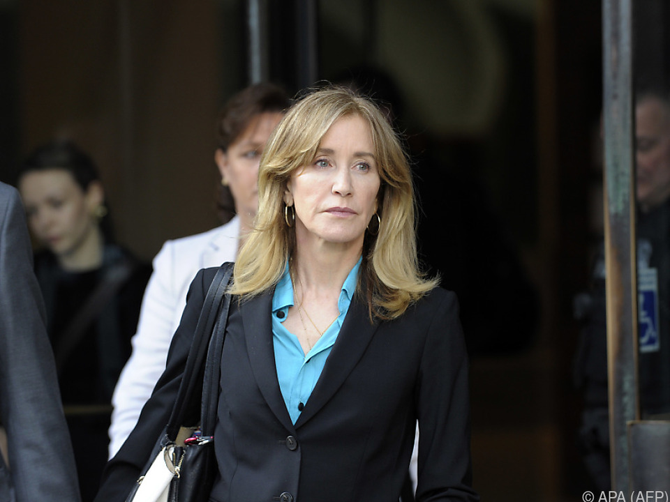 Schauspielerin Huffman droht sogar Gefängnis
