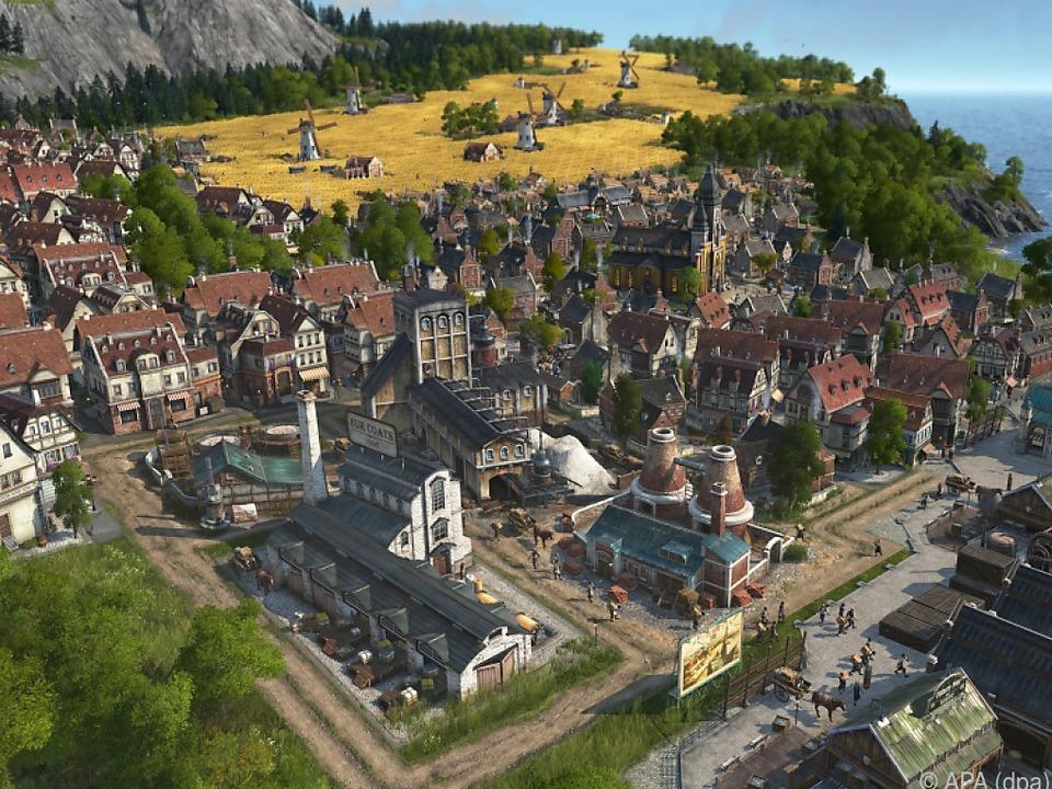Alle Gesellschaftsschichten sind für das Wachstum der Städte wichtig