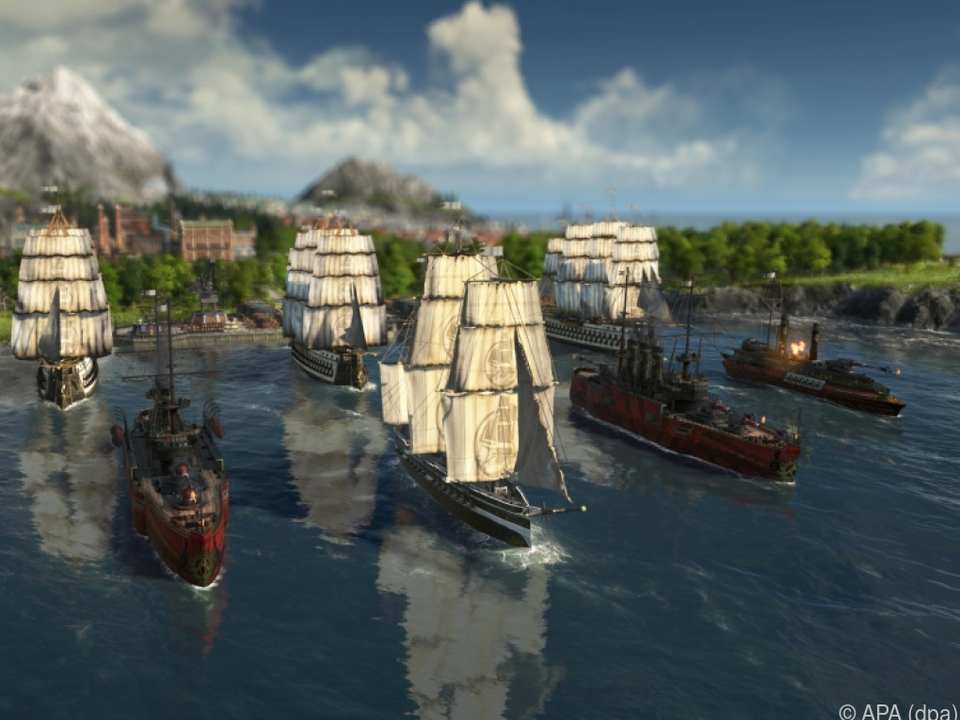 Schiffe für Kampf, Handel und Expeditionen