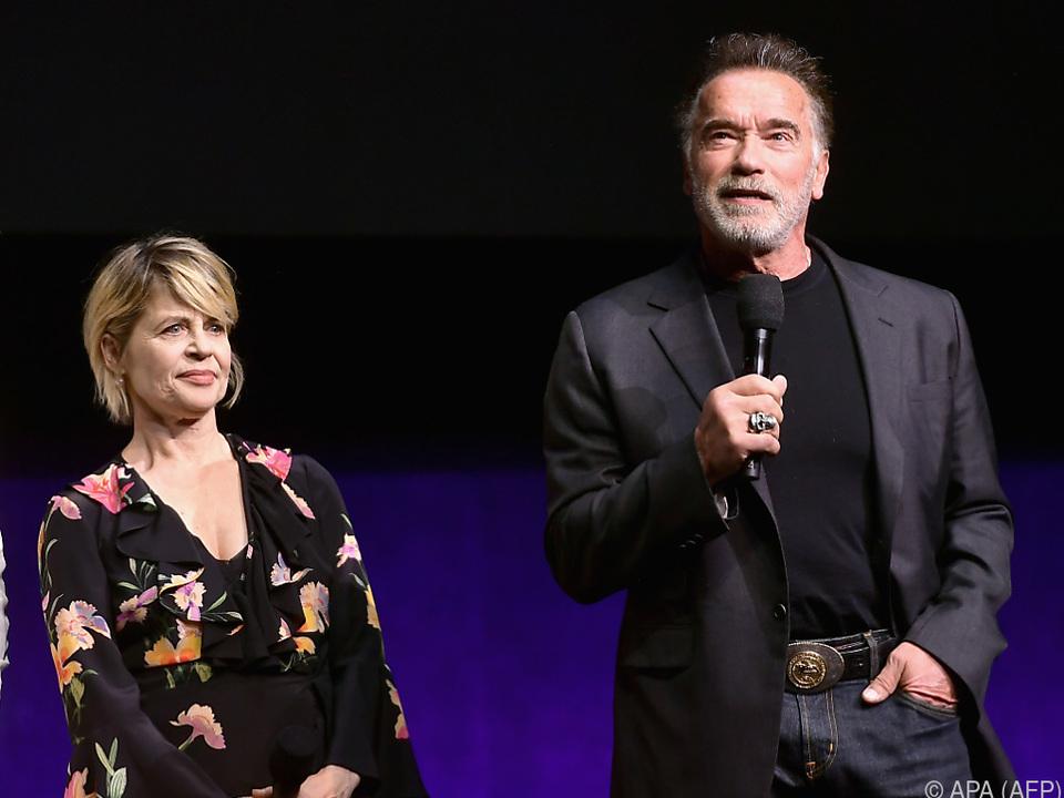 Schwarzenegger und Hamilton dürfen wieder zusammenarbeiten