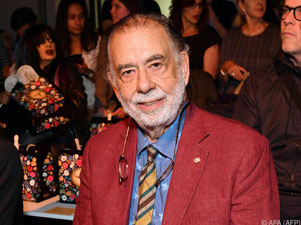 Seit Jahren spricht Coppola von diesem Projekt