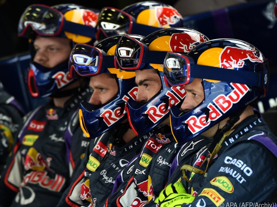 Sportsponsering sorgt für starke Medienpräsenz von Red Bull