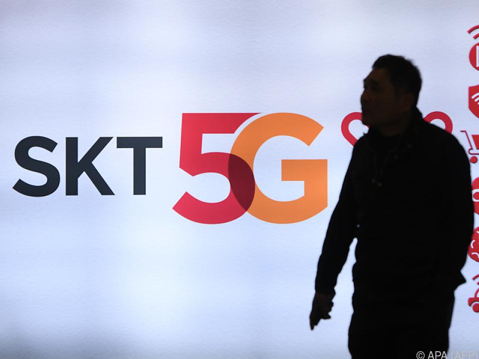 Südkorea bietet bereits das mobile 5G Netzwerk an