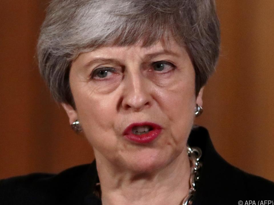 Theresa May will einen weiteren Brexit-Aufschub