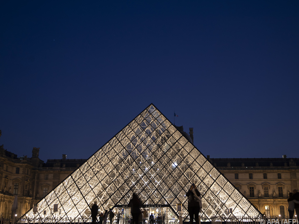 Übernachtung im Louvre  zu gewinnen