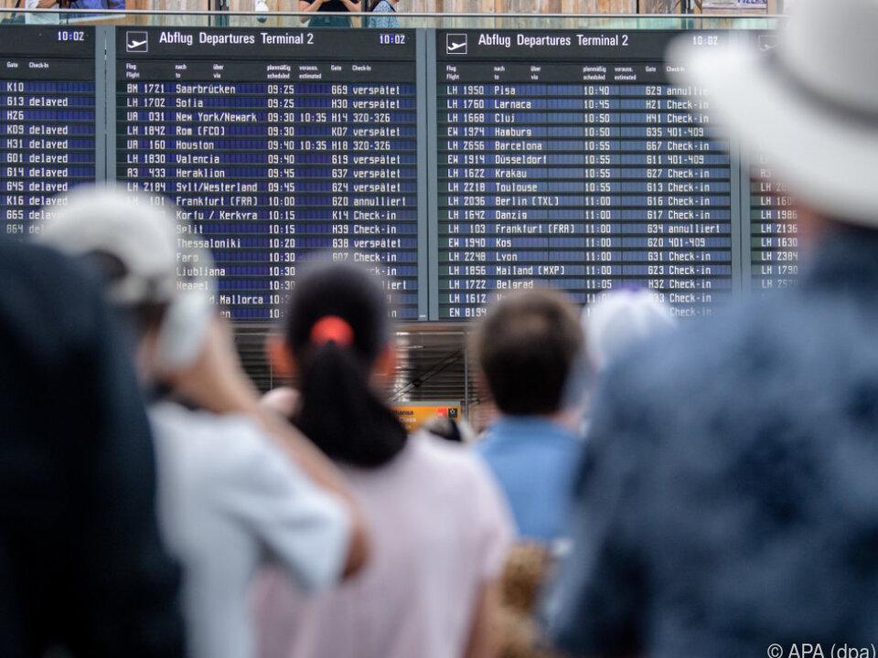 Ungewöhnliche Aktion am Münchner Flughafen