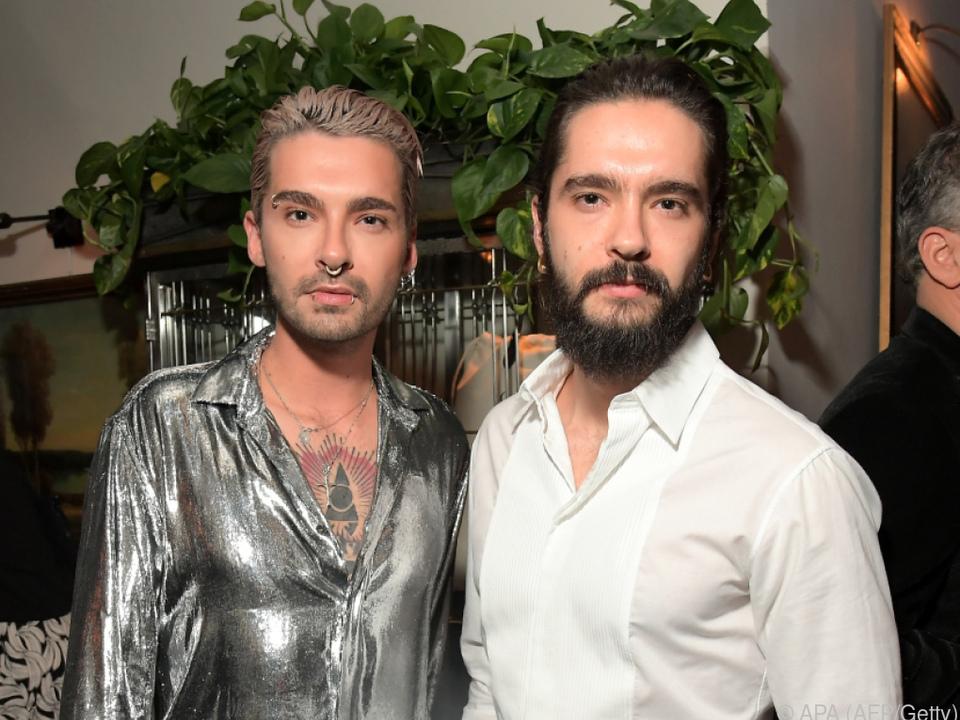 Ungleiche Brüder - Bill und Tom Kaulitz