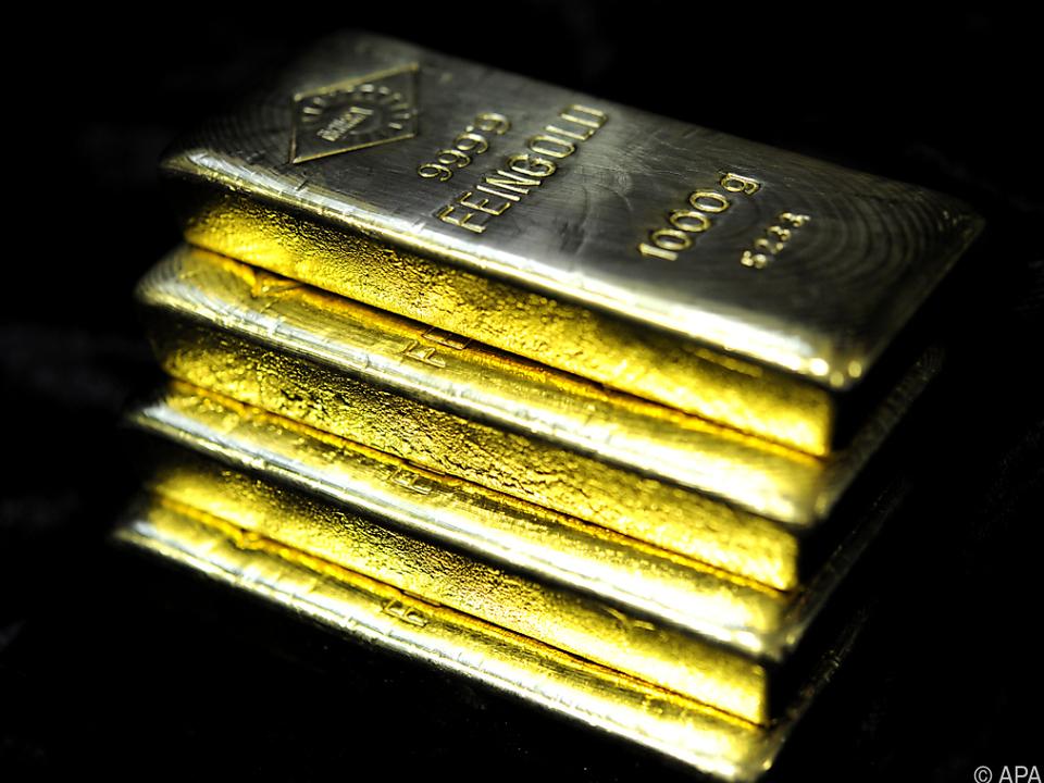 Venezuela zapft seine Goldreserven an
