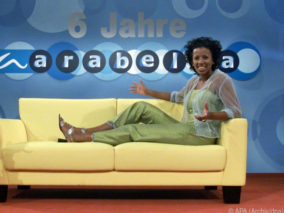 Von 1994 bis 2004 hatte Kiesbauer ihre eigene Talkshow