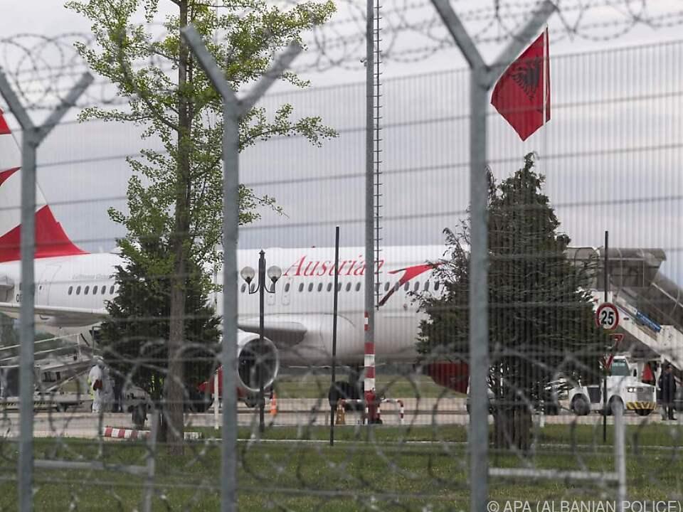 Weder für Fluggäste noch Besatzung bestand Gefahr