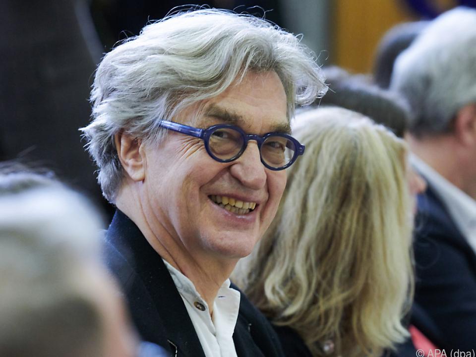 Wim Wenders zeigt seine Kunst in Paris