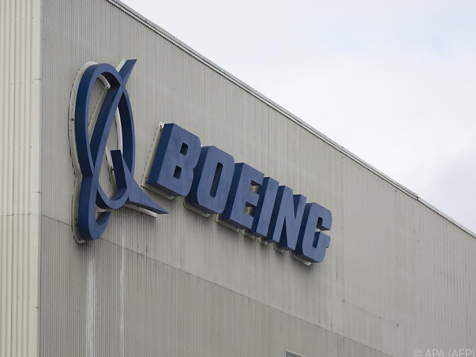 Zankapfel Boeing sorgt für weitere Verstimmung