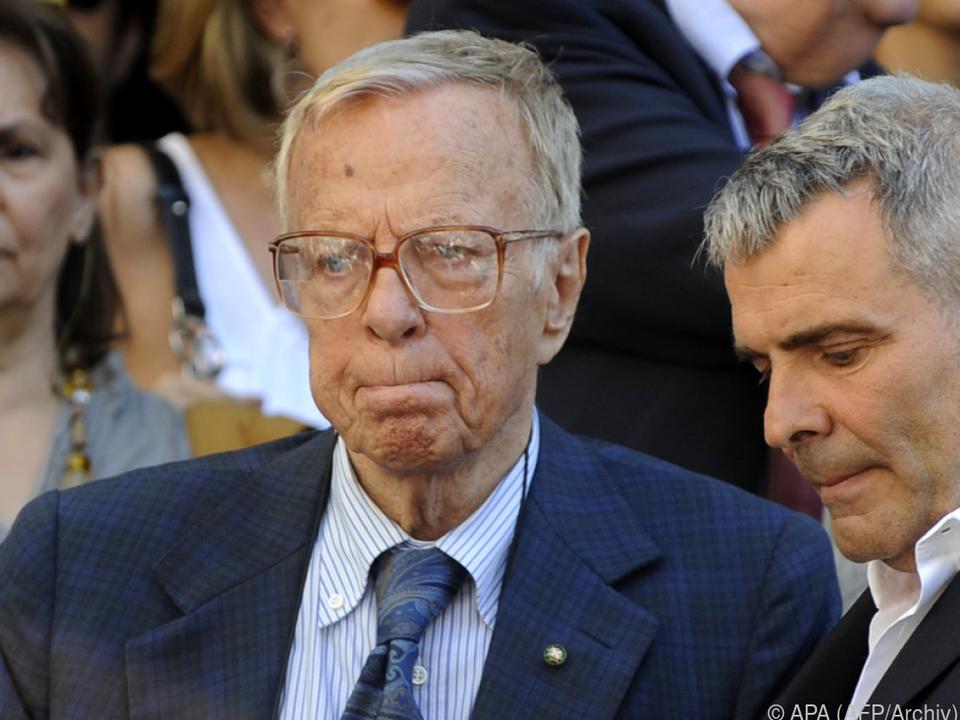 Zeffirelli hat trotz seiner 96 Jahren noch etwas vor