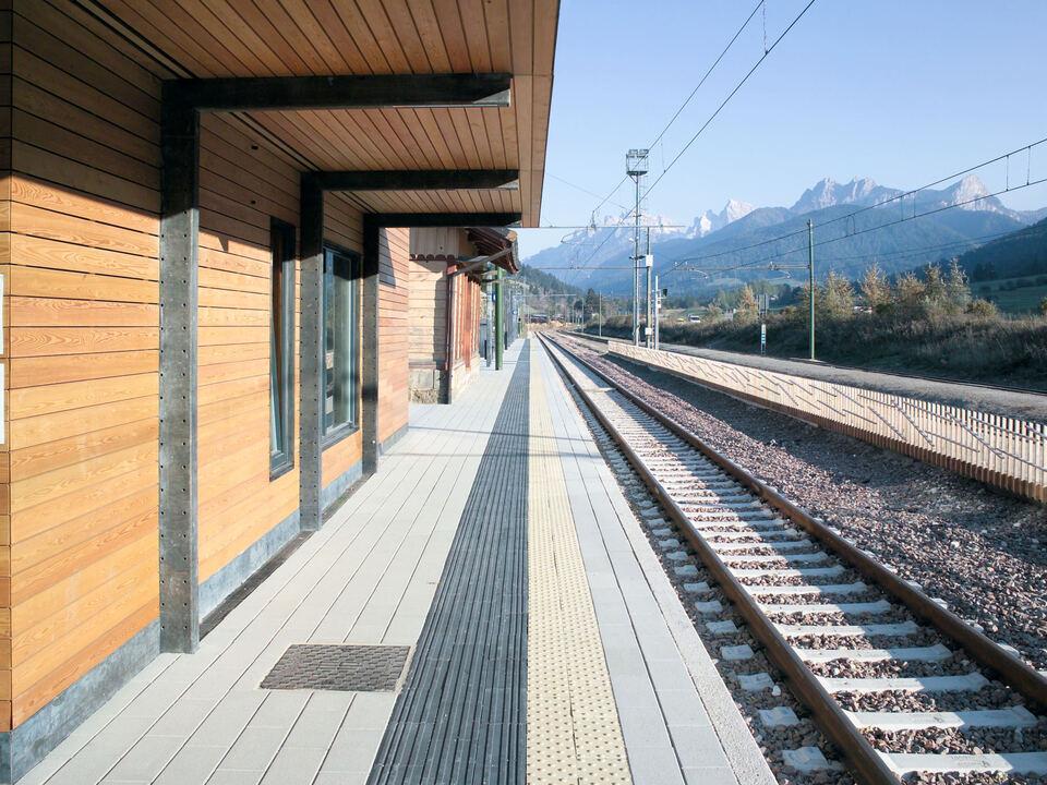 Bahnhof Welsberg
