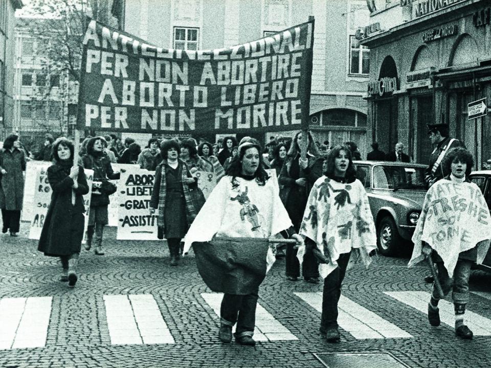 \'68 e le donne_\'68 und die Frauen