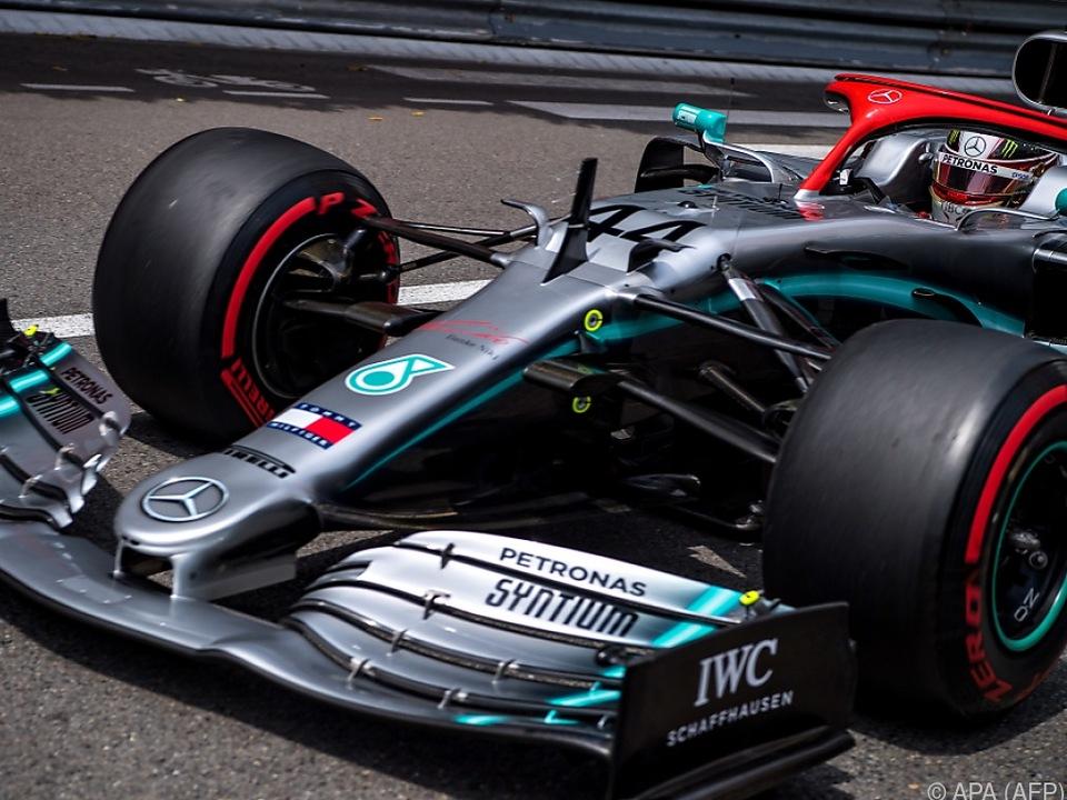 85. Pole für Weltmeister Hamilton