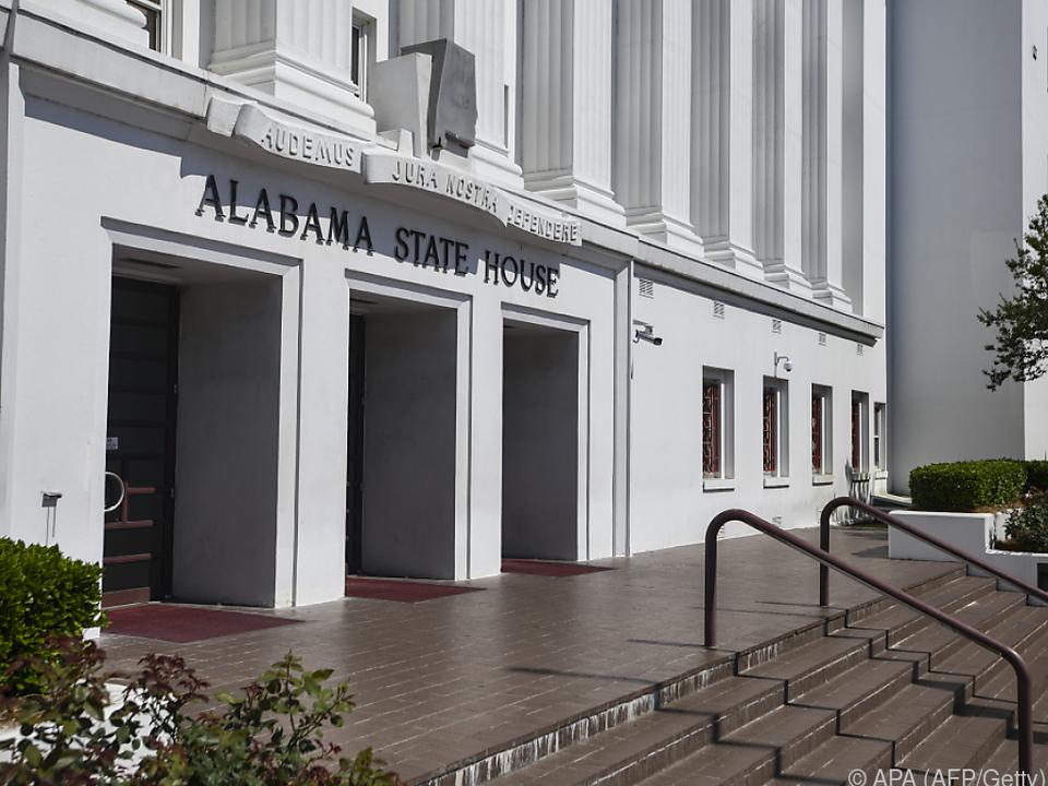 Alabama mit strengstem Abtreibungsgesetz der USA