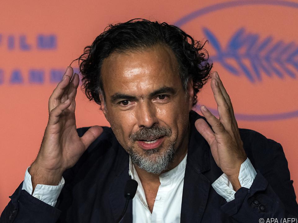 Alejandro Gonzalez Inarritu, vierfacher Oscar-Preisträger