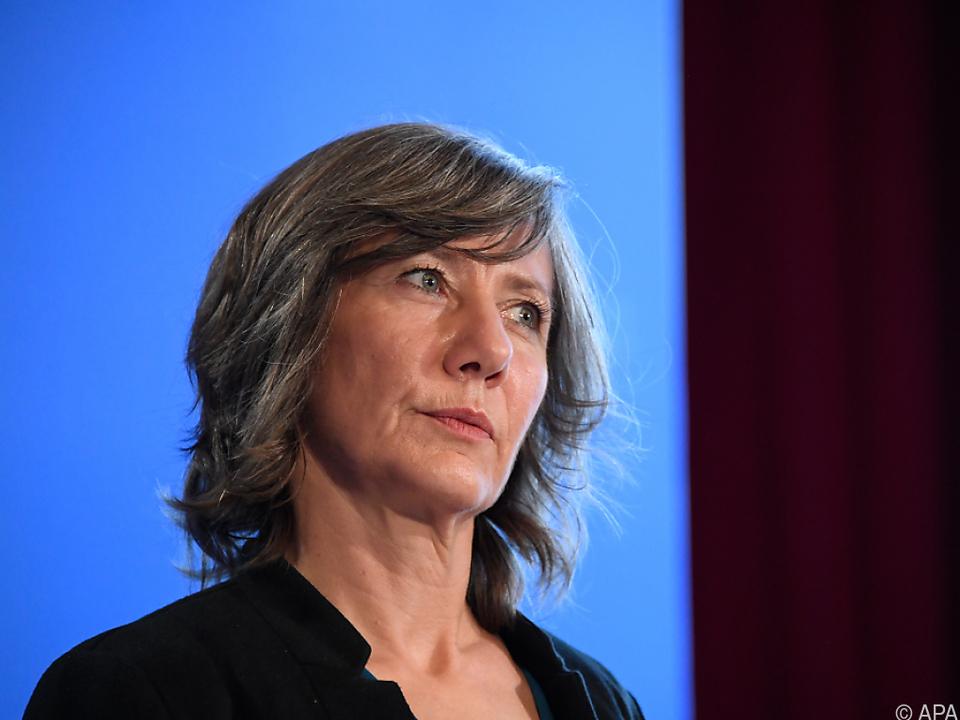 Birgit Hebein gehört dem Bündnis von Klimaschutzlandesräten an