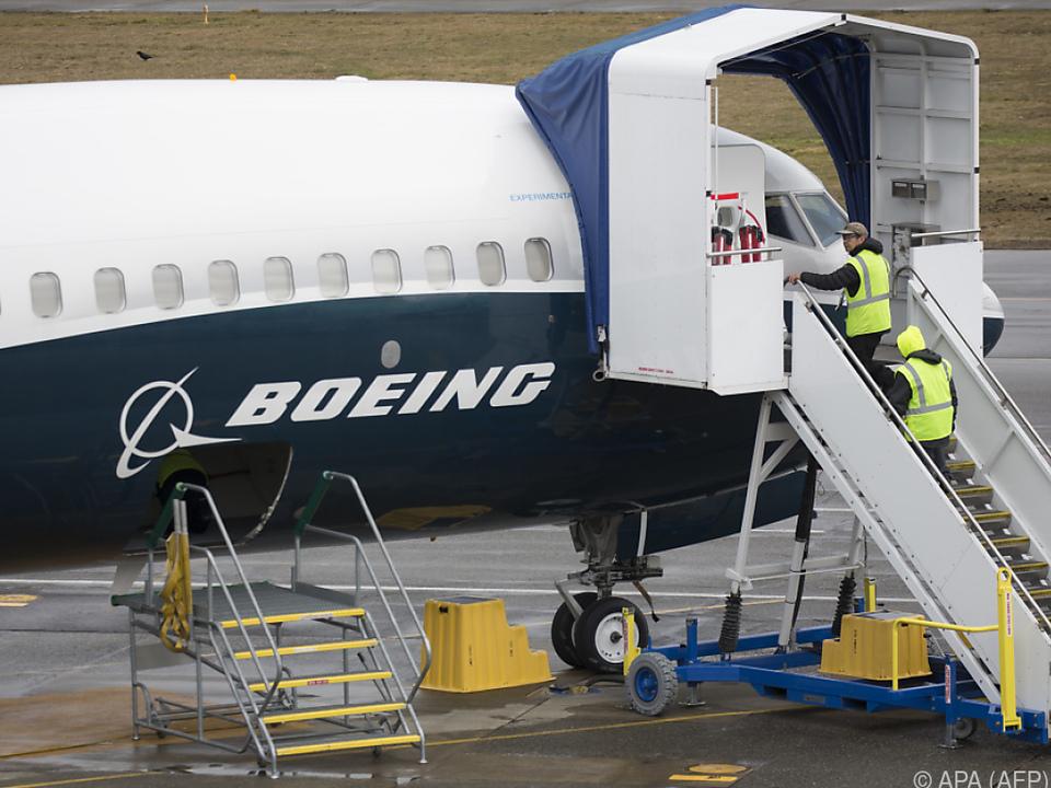 Boeing sieht nun \