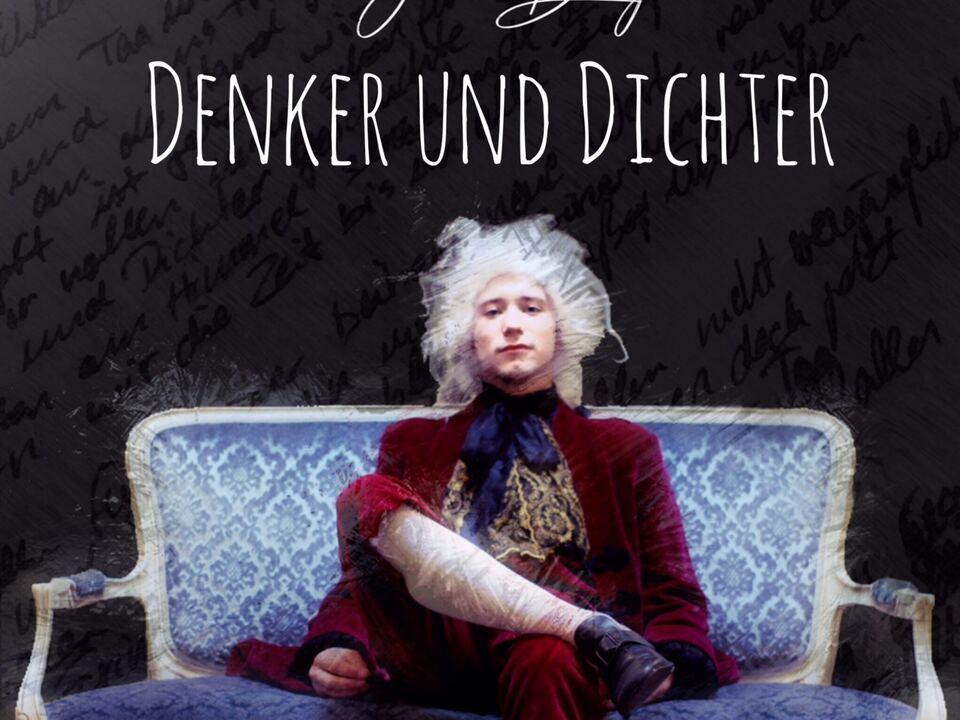 Cover Denker und Dichter - Julian Deeg