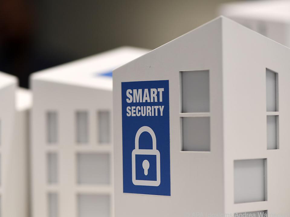 Das Smart Home ist nur mit sicheren Passwörtern sicher