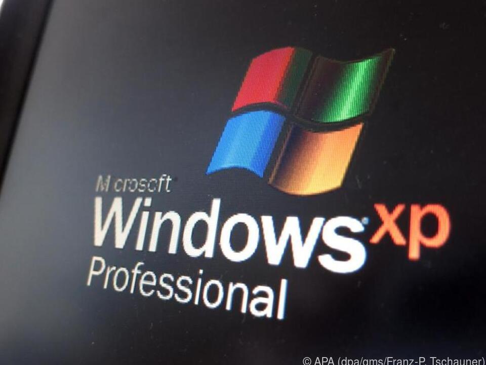 Das Update steht auch für ältere Windows-Versionen wie XP zur Verfügung