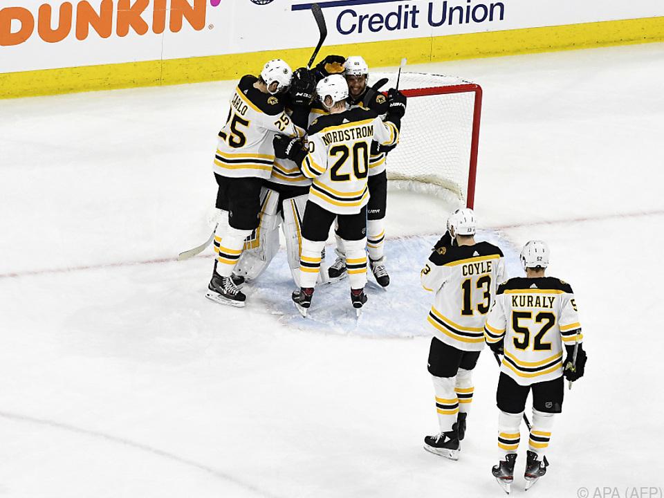 Die Bruins stellten schon auf 3:0