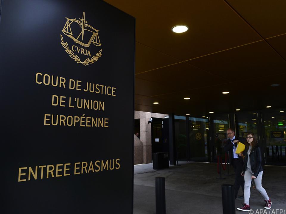 Die EU-Richter urteilten