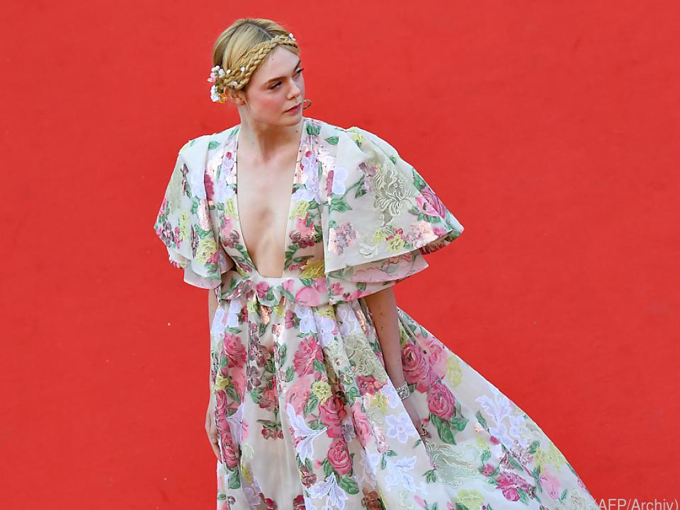 Elle Fanning wurde in Cannes ohnmächtig