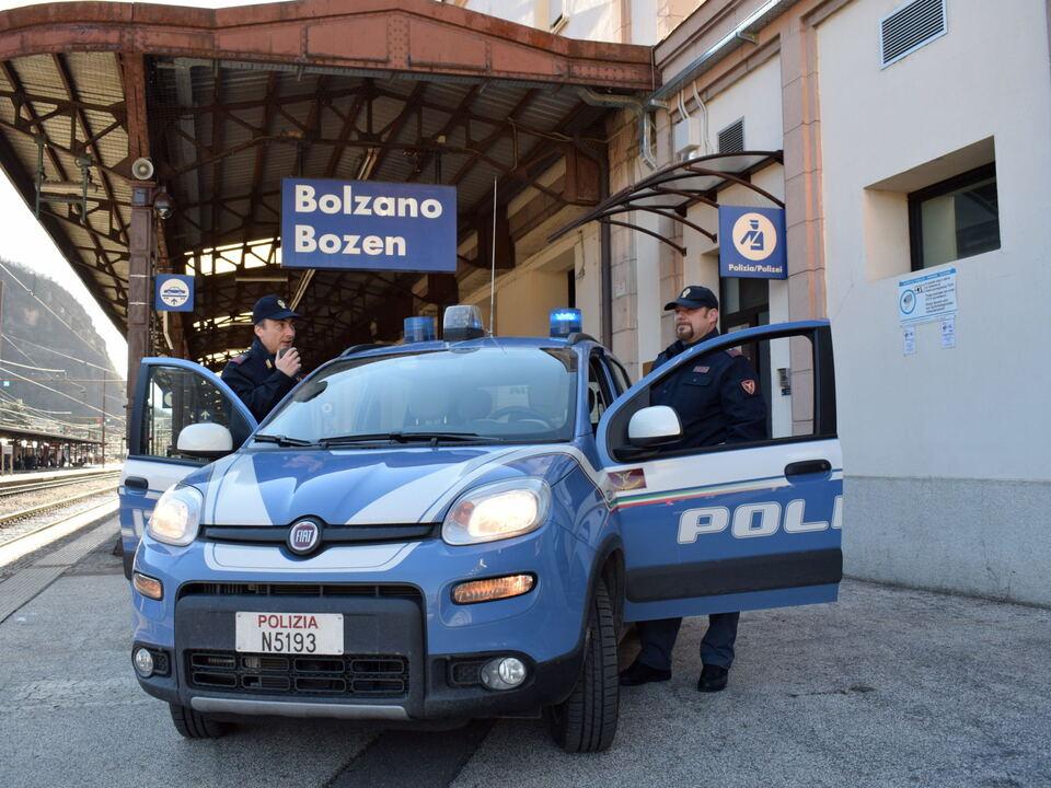 Polizei Bahnpolizei polfer
