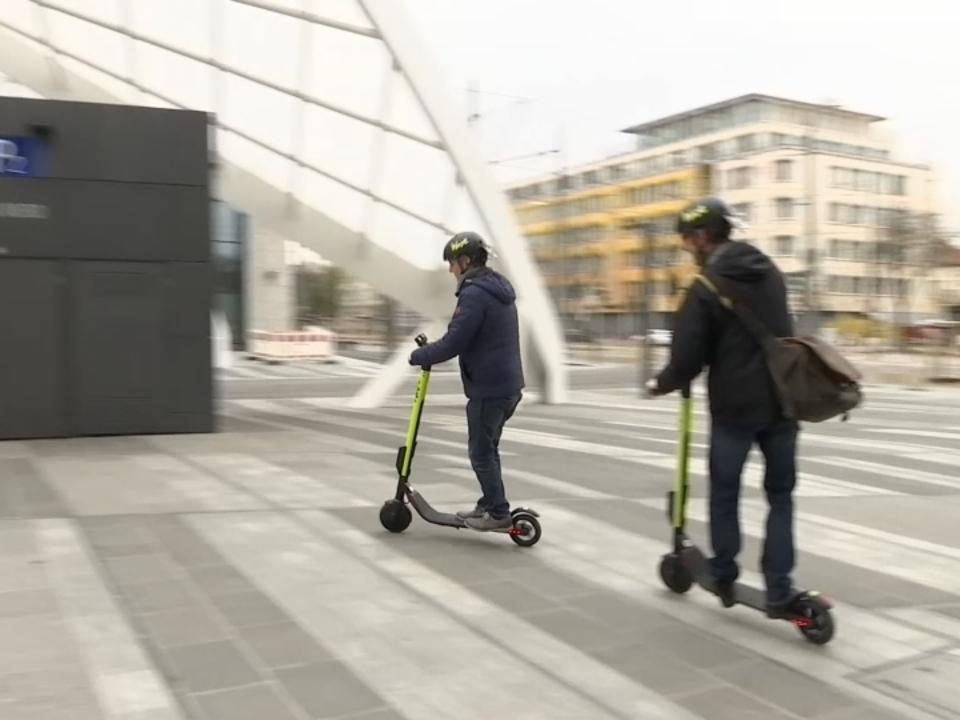 Elektro-Tretroller für Radwege und Straßen können kommen