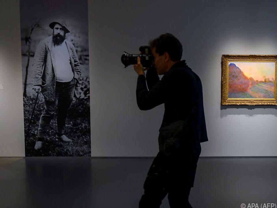 Es ist die höchste Summe jemals für ein Werk von Monet