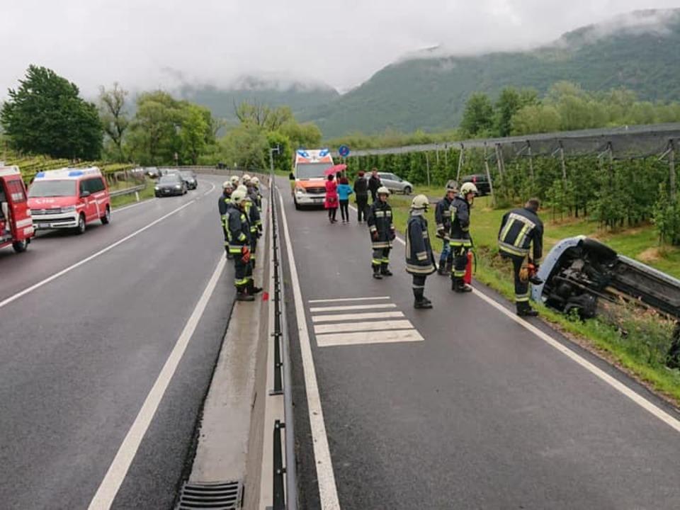 FFW Unterplanitzing Unfall