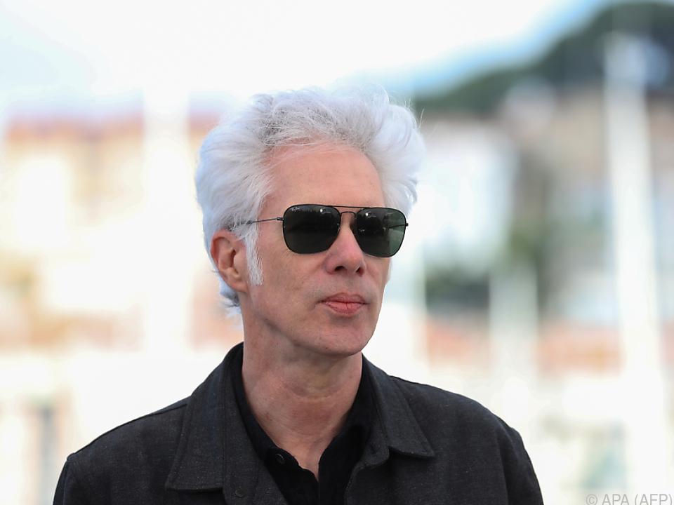 Filmemacher Jarmusch stellte Film in Cannes vor