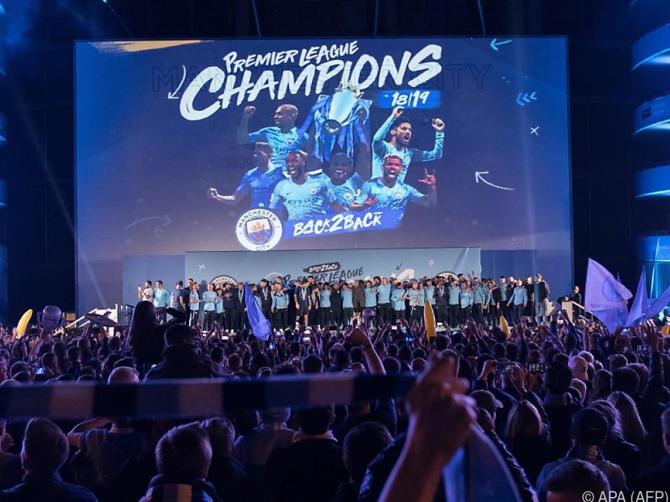 Freude über Liga-Titel könnte bald getrübt werden