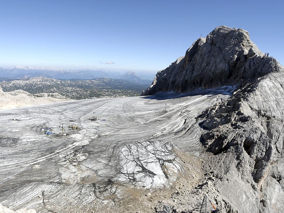 Gletscher verloren von 2006 bis 2016 ein Fünftel ihrer Masse