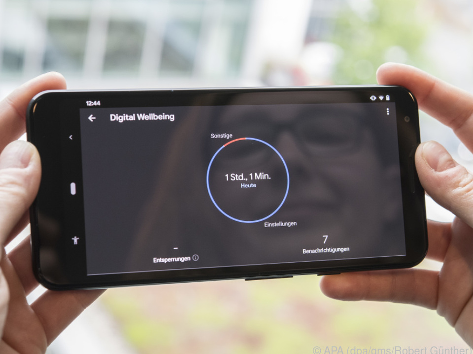 Android Q macht es noch einfacher, seine Smartphonenutzung zu kontrollieren